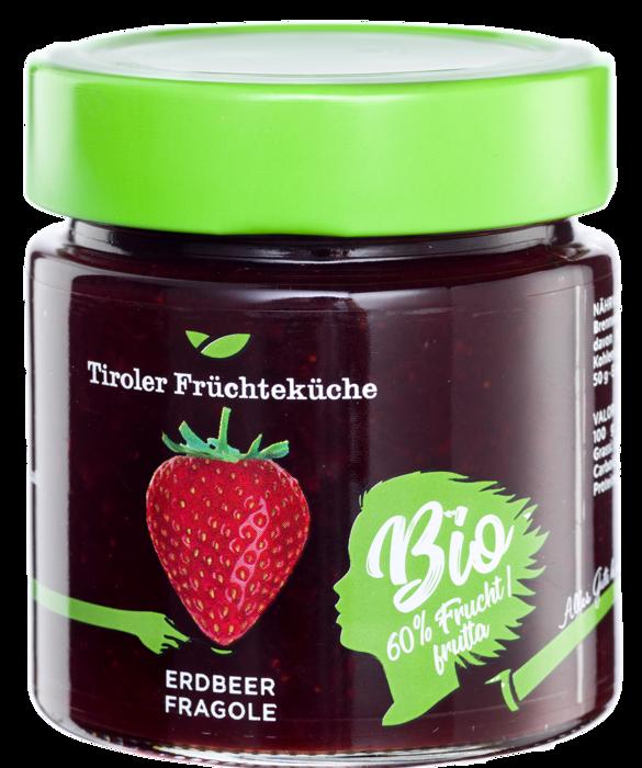 Erdbeer Bio Fruchtaufstrich