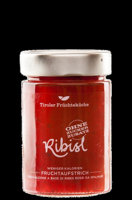 Ribisl rot ohne Zuckerzusatz