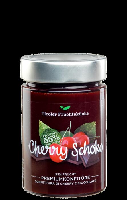 Cherry Schoko Fruchtaufstrich