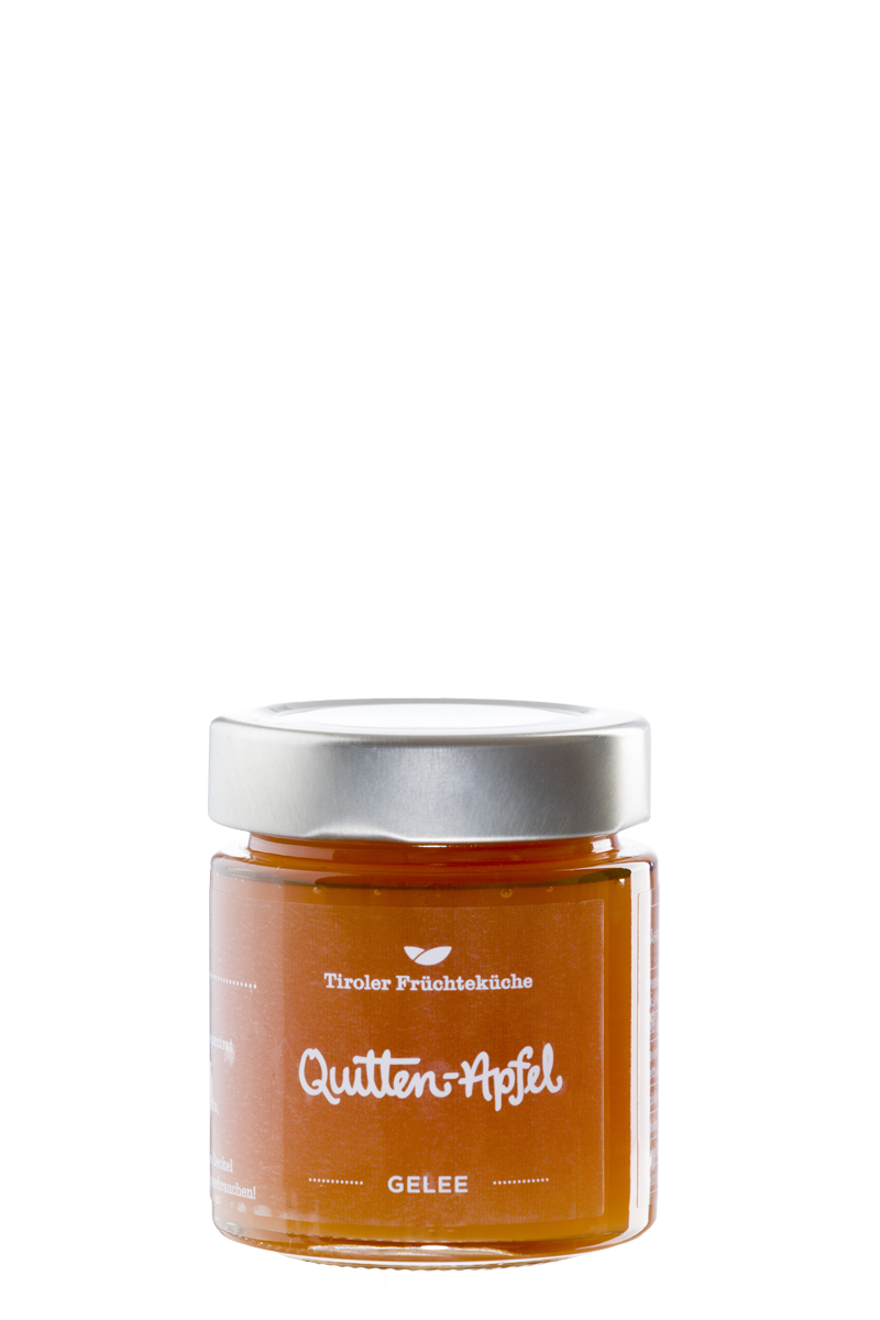 Quitte-Apfelgelee